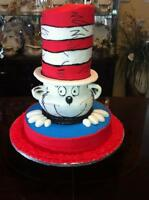 Speciality Cakes Made From Scratch