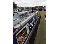 Colecraft Narrow boat with marina mooring in central Oxford, Reduced Price, 28,000 ono