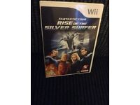 Wii Fantastic Four GAME Boxed