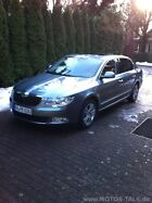 Skoda Superb 3T 2.0 TDI Test