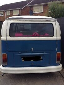 VW camper T2