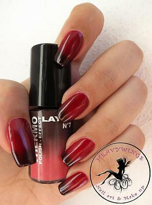 THERMO NAGELLACK by LAYLA COSMETICS