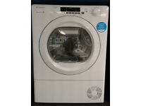 Z087 white candy 10kg condenser dryer new with manufacturers warranty can be delivered or collected