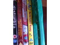 40 DVD's a selection of movies for all ages all in great condition