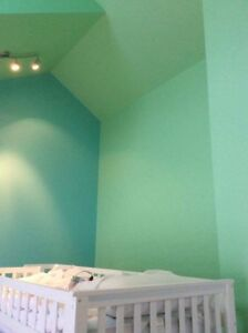 25 years experience in interior painting