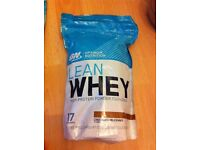 LEAN DIET WHEY PROTEIN ON for sale
