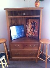 Solid TV unit Muswellbrook Muswellbrook Area Preview