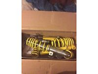 Fk coilovers ford fiesta mk6 1.4