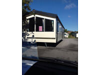 Caravan for Hire on Haven Weymouth Bay Holiday park