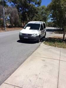 2006 Volkswagen Caddy Van/Minivan Perth Perth City Area Preview