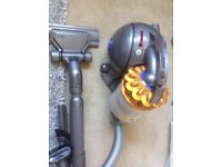 Dyson DC38 .2 years old,excellent cond.Root Cyclone no loss of suction.Lighter across differ floors