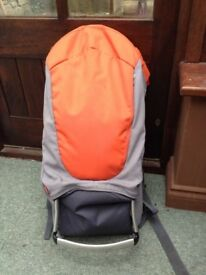 Phil and Teds Metro Baby & Child Carrier Backpack in excellent condition