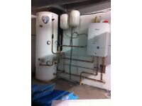 Plumbing and heating specialists decorating cleaning refurbishment gas safe registered