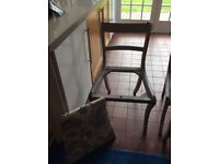 Free Dining chairs!
