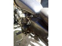 AJS 125cc MOT till 2019 needs only charge