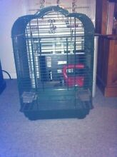 For sale green bird cage Wallsend Newcastle Area Preview