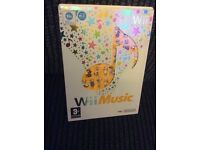 Wii Wii MUSIC GAME Boxed