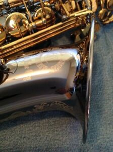Cannonball Big Bell Stone Series Alto Saxophone
