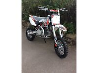STOMP DEMON XLR2 140CC PITBIKE BRAND NEW