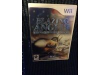 Wii Blazing Angels GAME Boxed