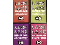 LARK LANE RECORD FAIR, Sunday 11th June, Old Police Station Lark Lane Aigburth Liverpool l17 8UU