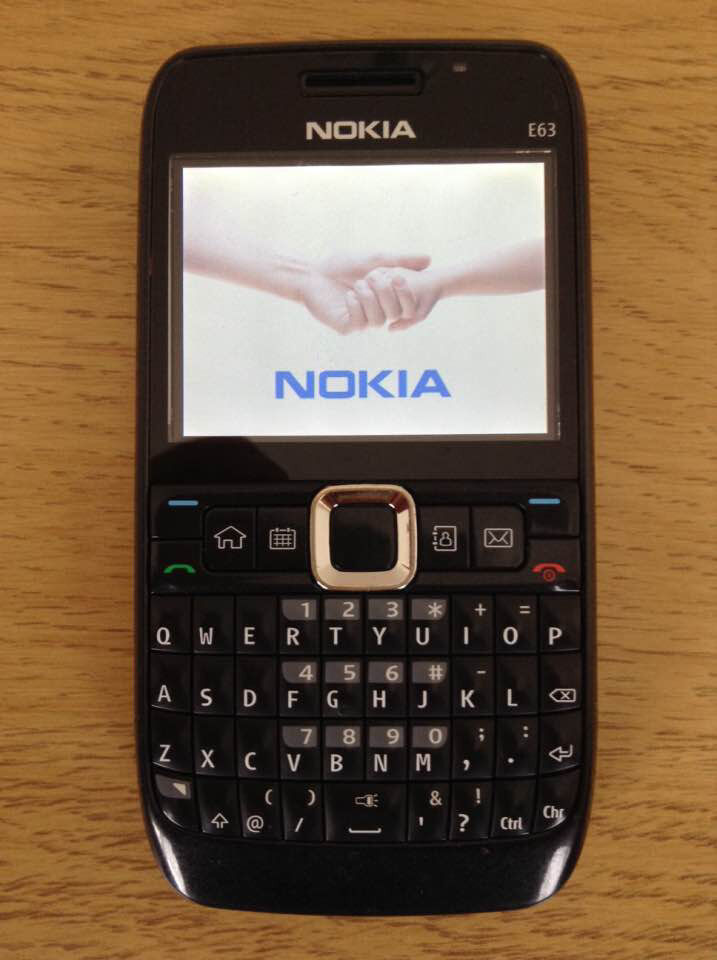 nokia e63 business smartphone wifi maps 3g mp3 flash in bradford