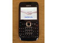NOKIA E63 Business Smartphone (WiFi/Maps/3G/MP3/Flash)