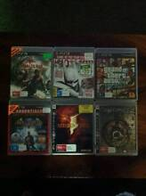 PS3 Games $40 for the lot. New Lambton Newcastle Area Preview