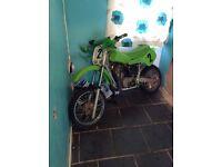 Kawasaki KX60 60cc KX