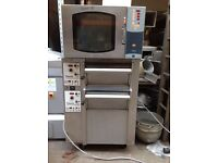 Tom Chandley 2 Deck Deck Oven with Mono Bake Off Oven