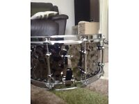 mapex daisycutter snare drum
