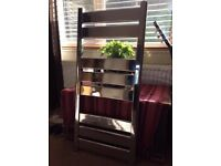 Large Chrome Towel Radiator
