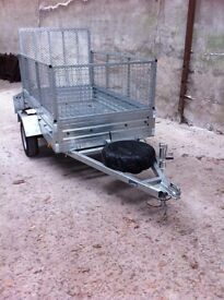 WANTED CAGE CAR TRAILER lIKE ONE i HAVE IN THE PIC 👍😀👌