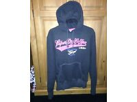 Genuine superdry hoodie good condition size small