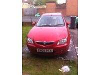 2005 proton 1.6 gsx gen 2 campro needs tlc £250.00 no less today only last chance
