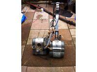 Industrial Heavy Duty Hiretech HT8-1 Floor sanders