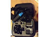 GoPro camera action hero 4 touchscreen