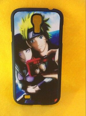 USA Seller Samsung Galaxy S4 Anime Phone case Cover Naruto & Hinata
