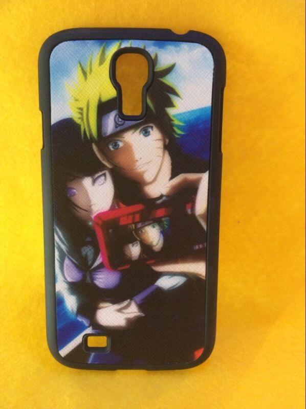 USA Seller Samsung Galaxy S4 Anime Phone case Cover Naruto & Hinata