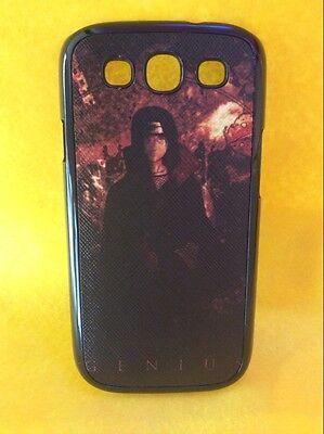 USA Seller Samsung Galaxy S3 III  Anime Phone case Cool Uchiha Itachi Naruto