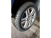 Vectra sri wheels