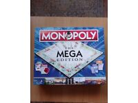 Monopoly Game - The Mega Edition