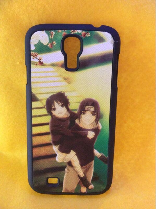 USA Seller Samsung Galaxy S4 Anime Phone case Cover Naruto Sasuke & Itachi