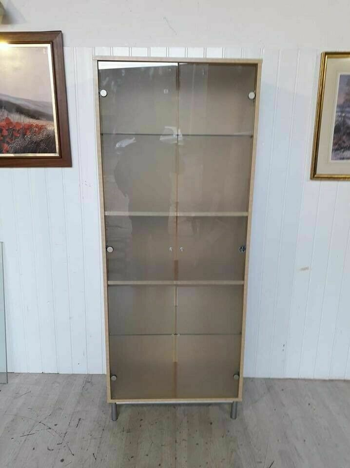 buy popular 9cdcd 01db1 Glass Front Display/Bookcase for Sale | in Dundee | Gumtree
