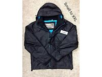 Mens superdry jacket brand new size xl collection only