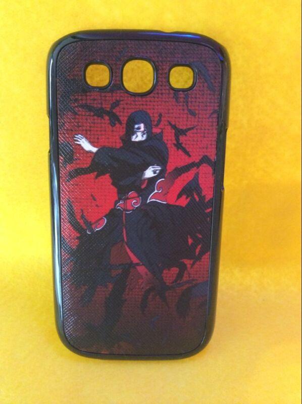 USA Seller Samsung Galaxy S3 III  Anime Phone case  Uchiha Itachi Naruto