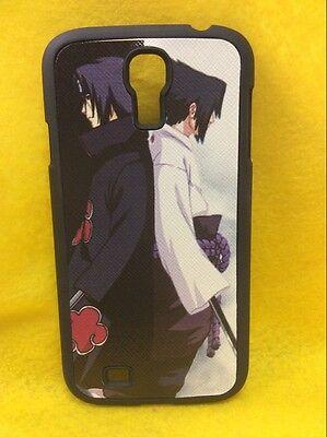 Samsung Galaxy S4 case  Anime Plastic Phone case Cover Naruto Itachi & Sasuke