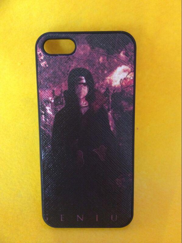USA Seller Apple iPhone  5 / 5s / SE Phone case Cover Naruto Uchiha Itachi