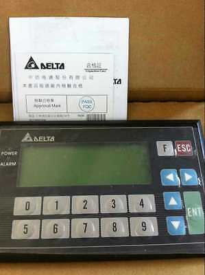 Tp04g-bl-cu Delta Text Panel Hmi Stn Lcd Single Color 4 Lines New In Box