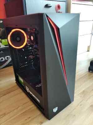 PC Gaming AMD ATHLON 3000G 3,5 GHZ 8GB DDR4 placa MSI SSD...